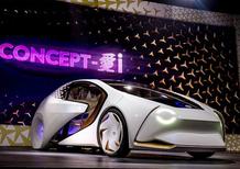 Toyota, 10 modelli elettrici a partire dal 2020
