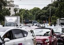 Natale 2017: il traffico in città durante le feste