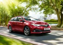 Toyota Auris Touring Sports | Versatile... ibrida... comoda!