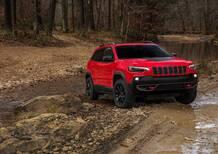 Jeep Cherokee. Nuovo volto per il modello 2019
