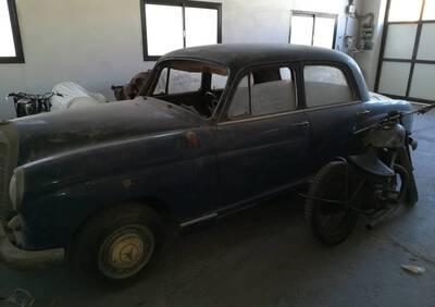 190 D bauletto d'epoca del 1953 a San Miniato