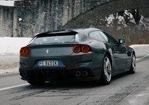 Ferrari GTC4Lusso, anche Enzo la adorerebbe [Video]