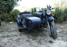 Dnepr MT 11 Sidecar