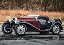 Bugatti Type 55, la prima delle 38 prodotte va all'asta