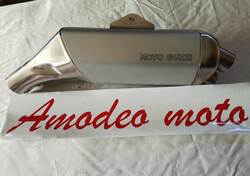 Marmitta Moto Guzzi Stelvio 1200