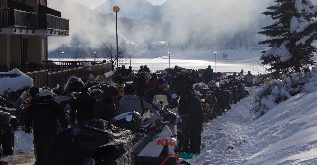Nico Cereghini: I raduni invernali scaldano il cuore