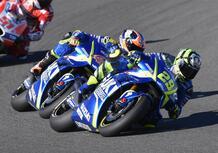 Davide Brivio (Suzuki): Rins e Iannone si sono stimolati a vicenda