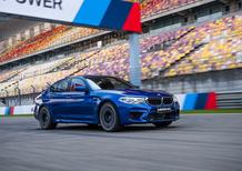 BMW M5, la nuova regina di Shanghai