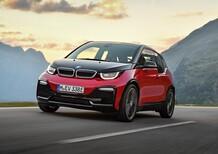 BMW i3s, novità per l'elettrica sportiva