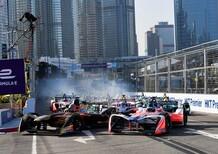 Formula E: Giovinazzi e Caldarelli ai test di Marrakesh