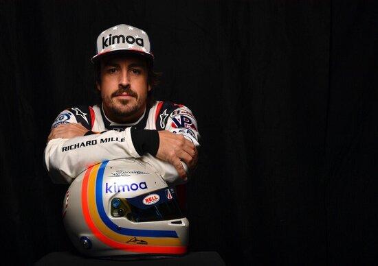 Fernando Alonso alla 24h di Daytona: al via i test