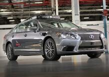 Guida Autonoma. Da Toyota importanti novità al CES di Las Vegas