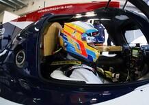 Mark Webber parla dell'esordio di Alonso nell'endurance