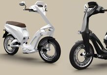 Pieghevole e con nanotecnologie: scooter UJET lanciato a Las Vegas