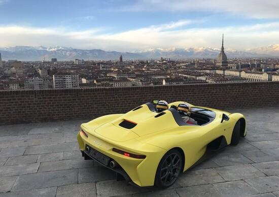 Salone dell'Auto di Torino 2018, le supercar alla conquista delle piazze della città