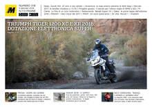 Magazine n° 318, scarica e leggi il meglio di Moto.it