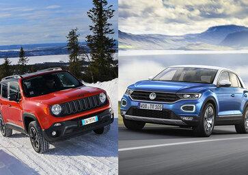 Quale comprare, Confronto: Volkswagen T-Roc TSI Vs Jeep Renegade MAir