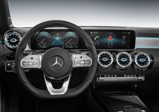 Mercedes svela al CES 2018 il suo nuovo Infotainment [video]