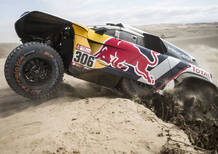 Dakar 2018. Goleadors: Doppietta Yamaha e Tripletta Peugeot