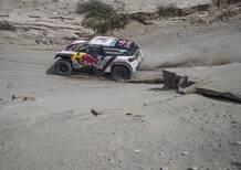 DKR 2018 Peugeot. Nuova bordata agli ordini di Sébastien Loeb