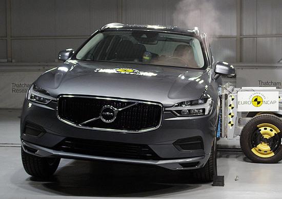 Euro NCAP: ecco le più sicure del 2017