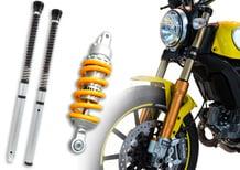 Öhlins per Ducati Scrambler