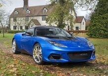 Lotus Evora GT410 Sport, l'evoluzione