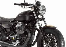 EICMA 2015: Moto Guzzi V9 Bobber