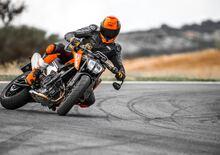 KTM a Motor Bike Expo con la nuova 790 Duke