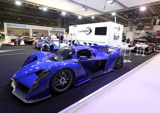 Ligier JS P4: il nuovo prototipo francese