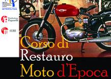 Corso di restauro delle moto d'Epoca a Sesto S.G.