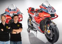 MotoGP. Team Ducati 2018, il commento di Nico e Zam