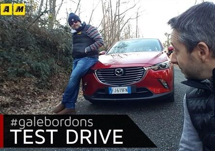 Mazda CX-3 | Un rosso che infuoca le strade...