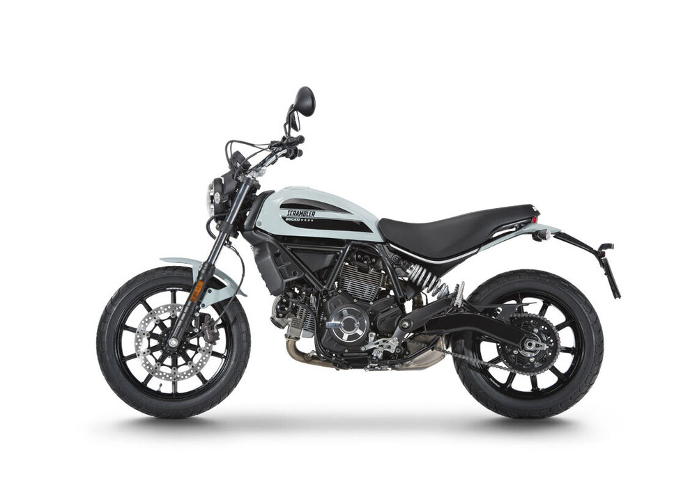 Ducati Scrambler Sixty 2 (2016 - 19) (2)