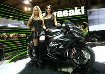 EICMA 2015: Kawasaki ZX-10R 2016 Winter Edition
