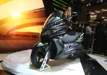 EICMA 2015: Kawasaki J125