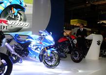 EICMA 2015: Tutte le novità Suzuki