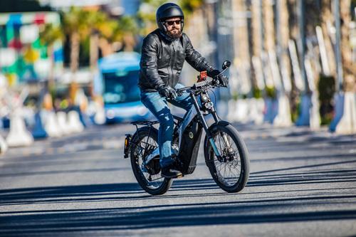 Bultaco Albèro. Mezza moto, mezza bici, totalmente divertente (2)