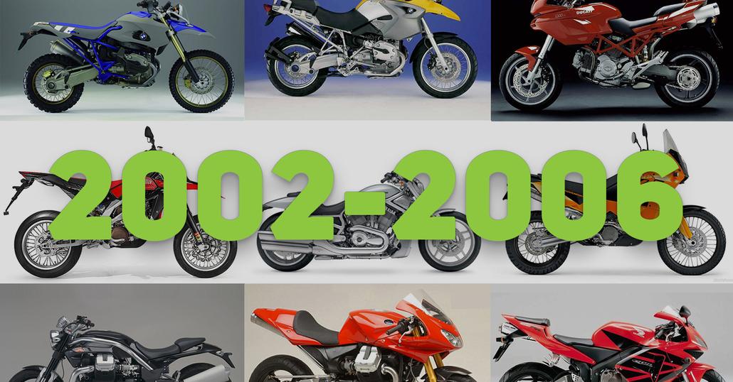 Qual è stata la moto Top del periodo 2002-2006? La Ducati Multistrada 1000