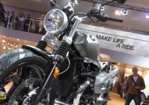 EICMA 2015: il video della BMW NineT Scrambler