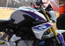 EICMA 2015: il video della BMW G 310 R