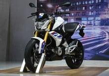 EICMA 2015: BMW G 310 R