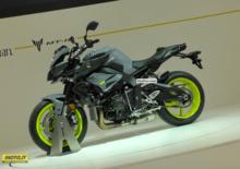 EICMA 2015: il video della Yamaha MT-10