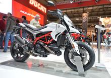 EICMA 2015: Ducati Hypermotard e Hyperstrada 939