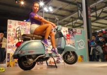 EICMA 2015: il video delle Special Edition Vespa 70
