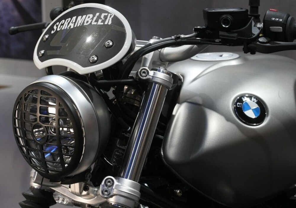 Bmw R nine T 1200 Scrambler (2016 - 19) (5)