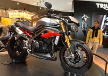EICMA 2015: Triumph Speed Triple R