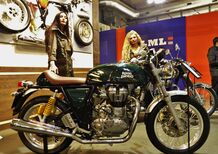 EICMA 2015: Royal Enfield Continental GT, Bullet e Classic