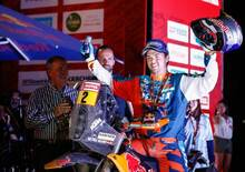 Dakar 2018. Vince Matthias Walkner (KTM)