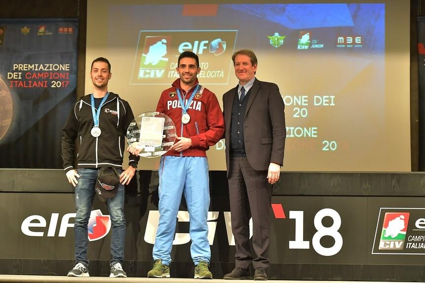 Presentato al Motor Bike Expo di Verona il CIV 2018
